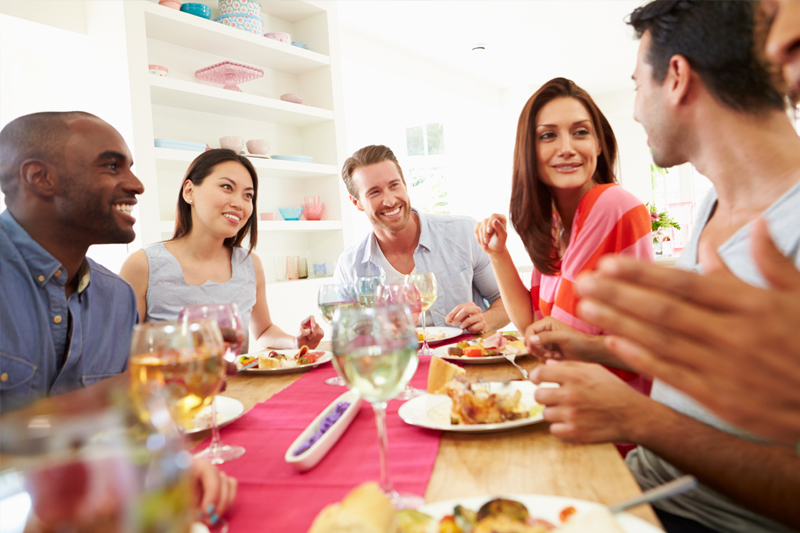 surpreenda o marido com um jantar