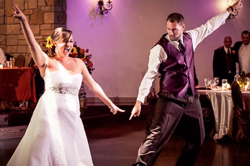 dancas divertidas em casamentos