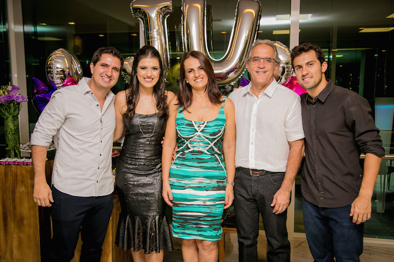 juliana e familia