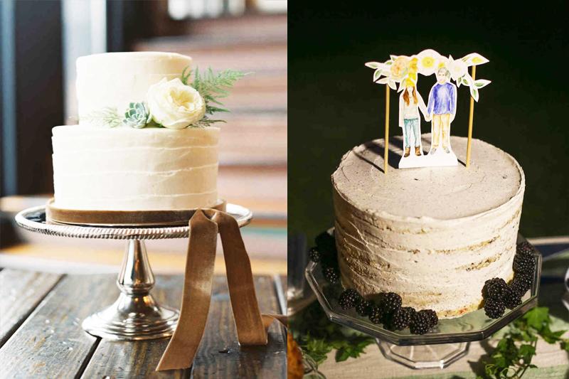 bolos simples e baratos