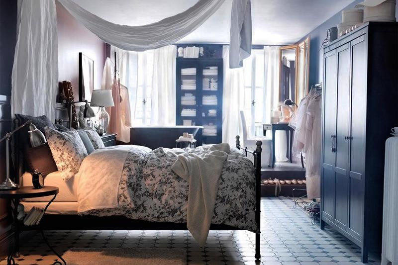 decoracao aconchegante roupa de cama