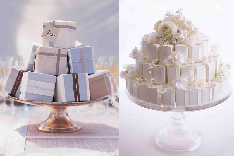 decoracao de mesa de casamento simples lembrancinhas