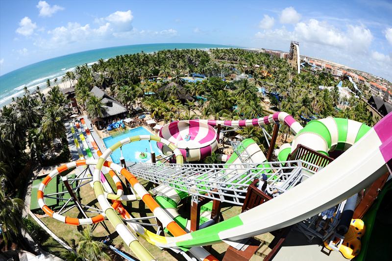 lugares para viajar com criancas beach park