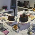 Espaço Leitora — Chá da Tarde da Evelin