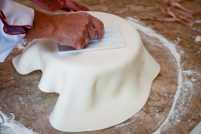 receita de pasta americana para bolos de casamento