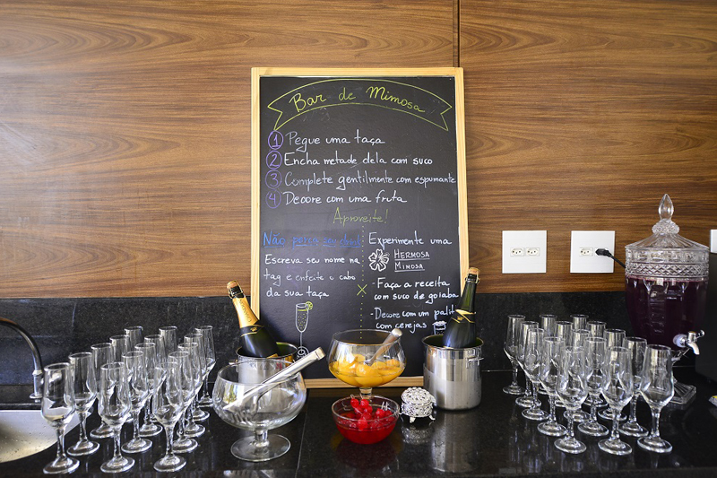 aniversario sabrina mix bar de mimosa
