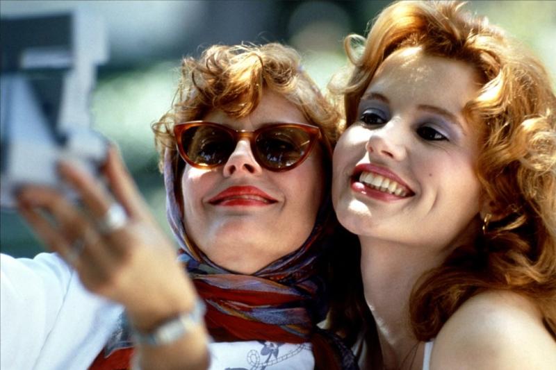 filmes com mulheres fortes thelma e louise