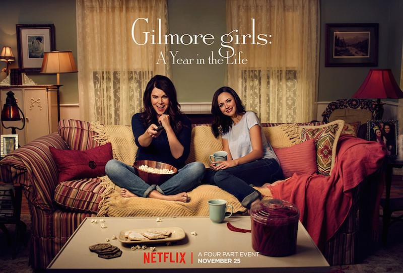 gilmore girls serie