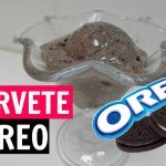 Receita: Sorvete de Oreo — 3 Ingredientes!
