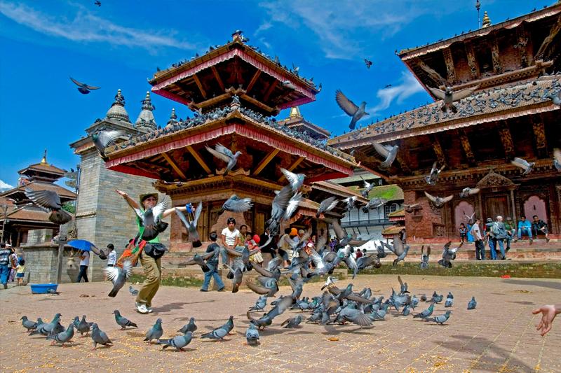 destinos internacionais baratos nepal