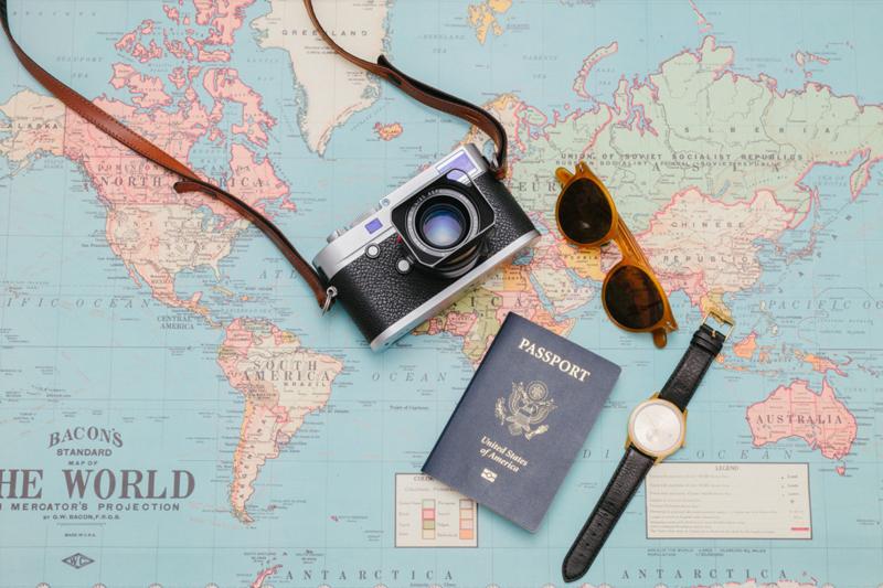 dicas para organizar sua viagem