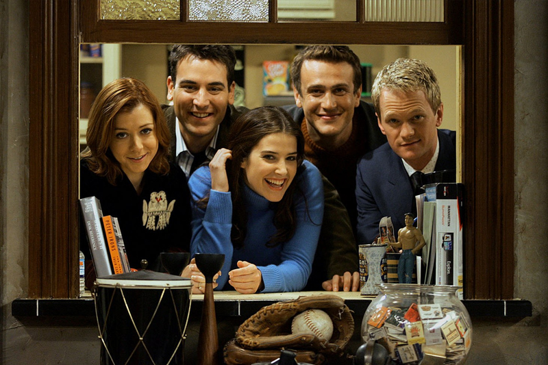 series para ver em casal na netflix how i met your mother