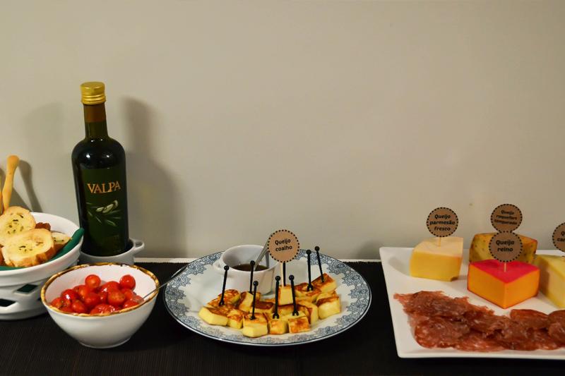 cardapio jantar italiano Evelin