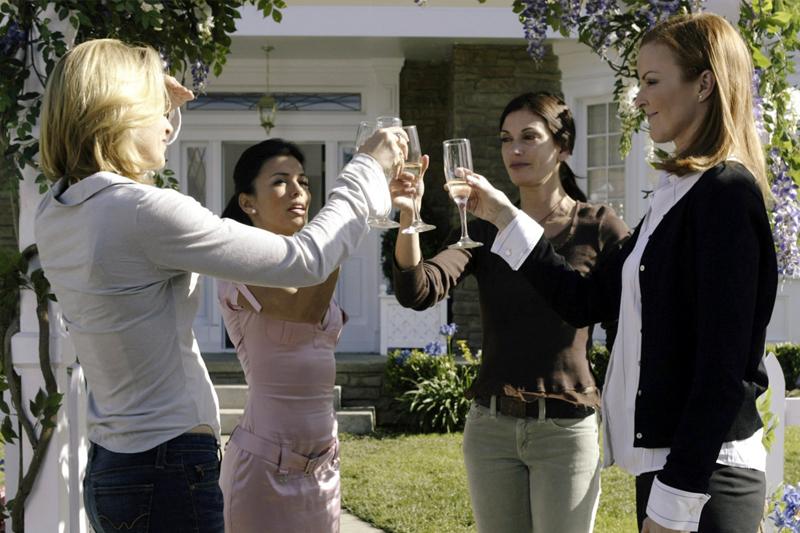 series para assistir com as amigas desperate housewives
