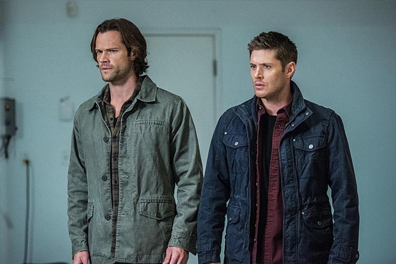series para assistir com as amigas supernatural