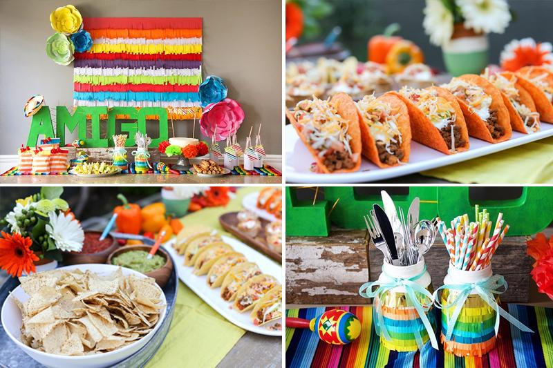 tema para aniversario de adulto festa mexicana