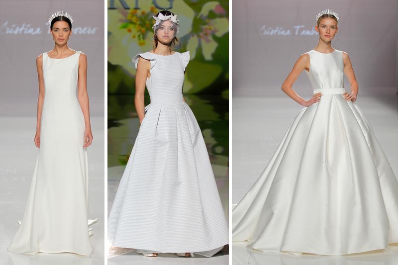 tendencias para vestidos de noiva