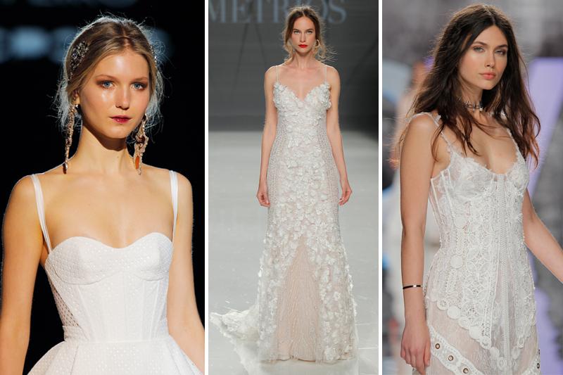 vestido de noiva tendencias alcas finas