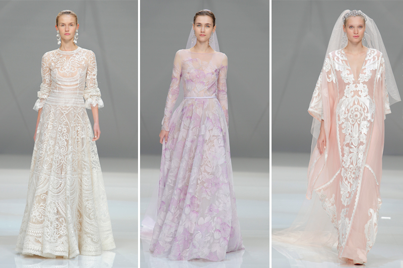 vestido de noiva tendencias