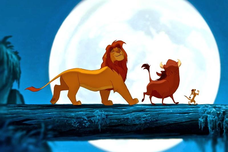 animacoes para assistir com as criancas o rei leao