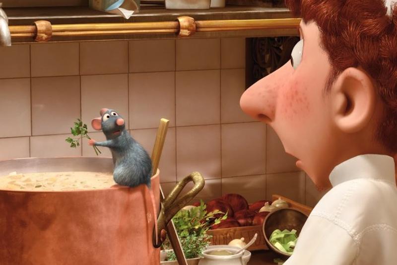 animacoes para assistir com as criancas ratatouille