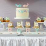 Decoração de Chá de Bebê — 11 Ideias!