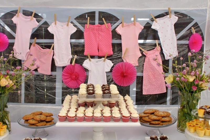 Decoração De Chá De Bebê 11 Ideias Vida De Casada