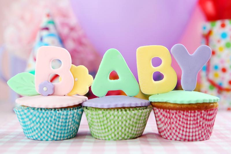 decoracao de cha de bebe