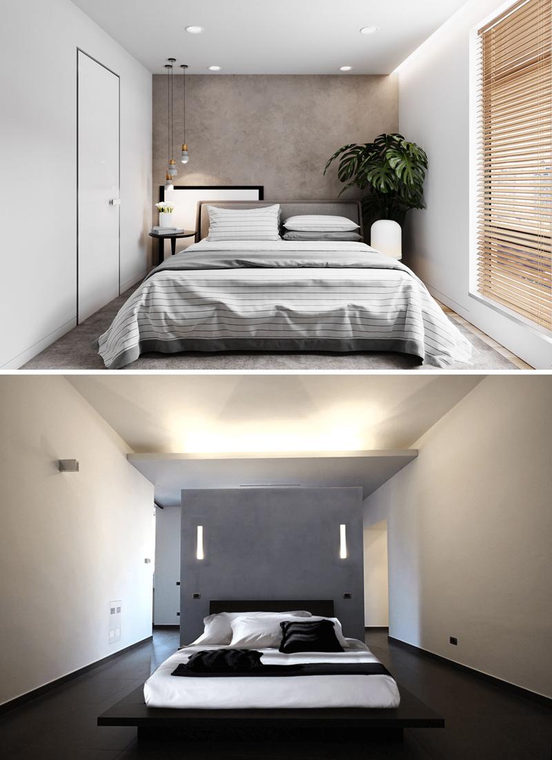 decoracao minimalista quarto ideias