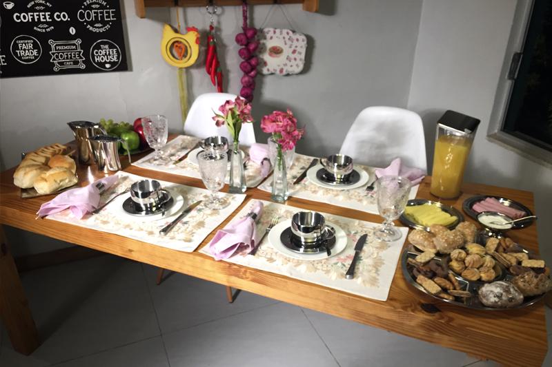 mesa posta primavera cafe da manha felizes para sempre