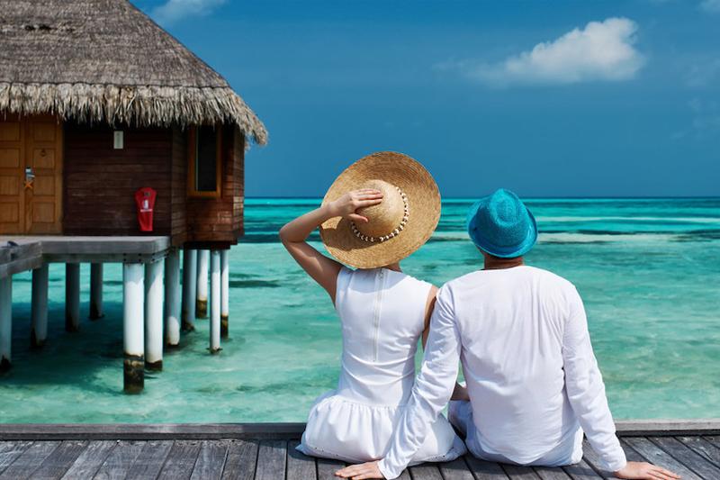 como planejar uma viagem romantica