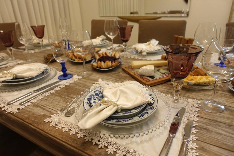 aniversario do marido decoracao de mesa