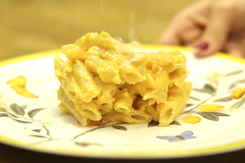 mac and cheese receita para almoco