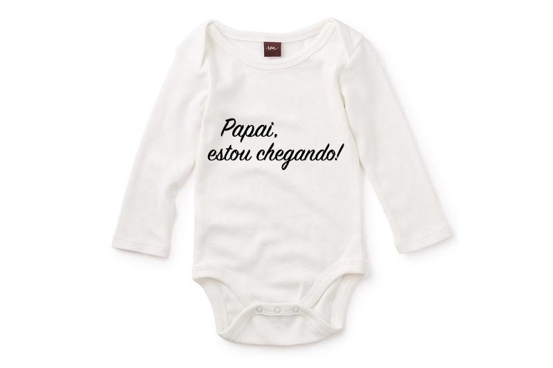 body de bebe personalizado