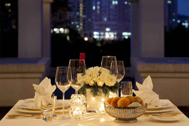 bodas de namoro jantar