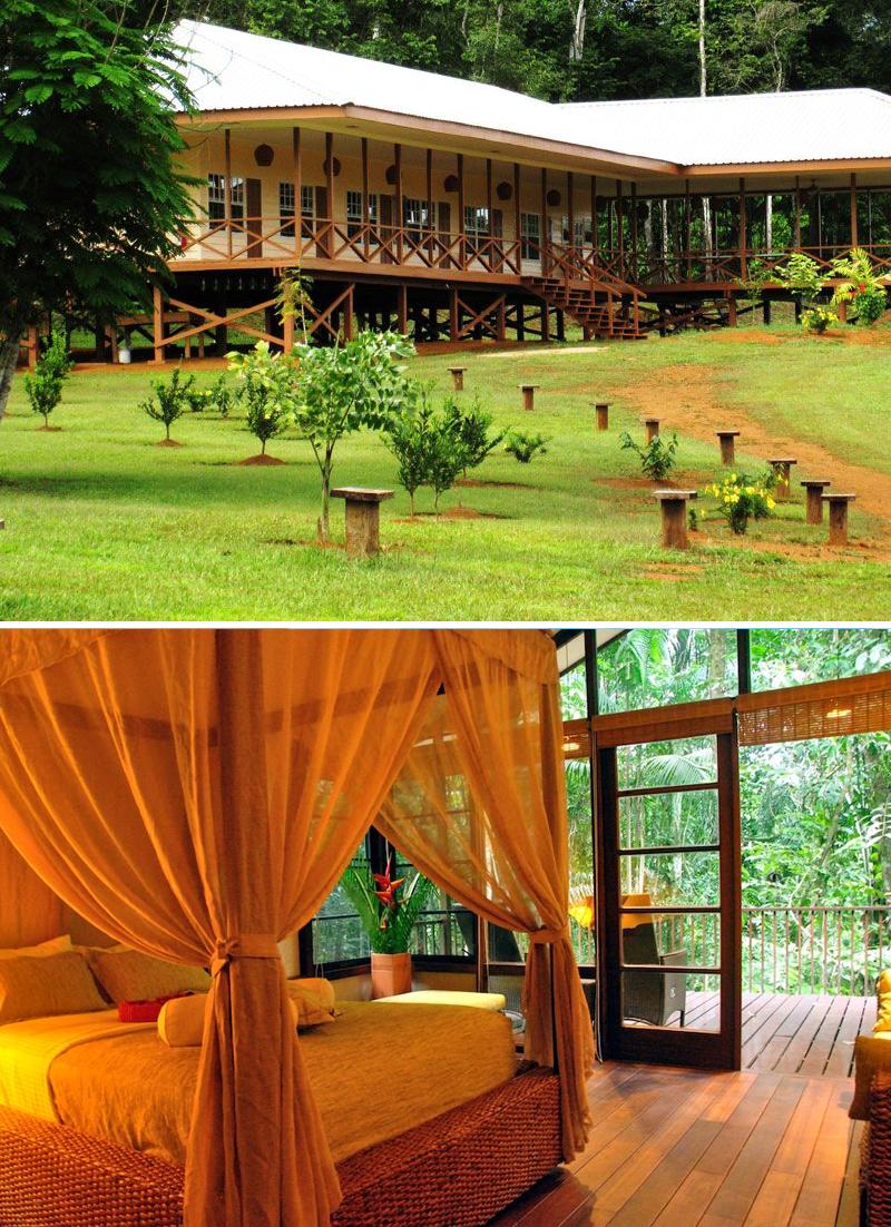 Resorts no Suriname