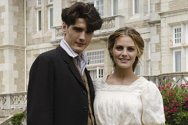 Series romanticas na Netflix Gran Hotel