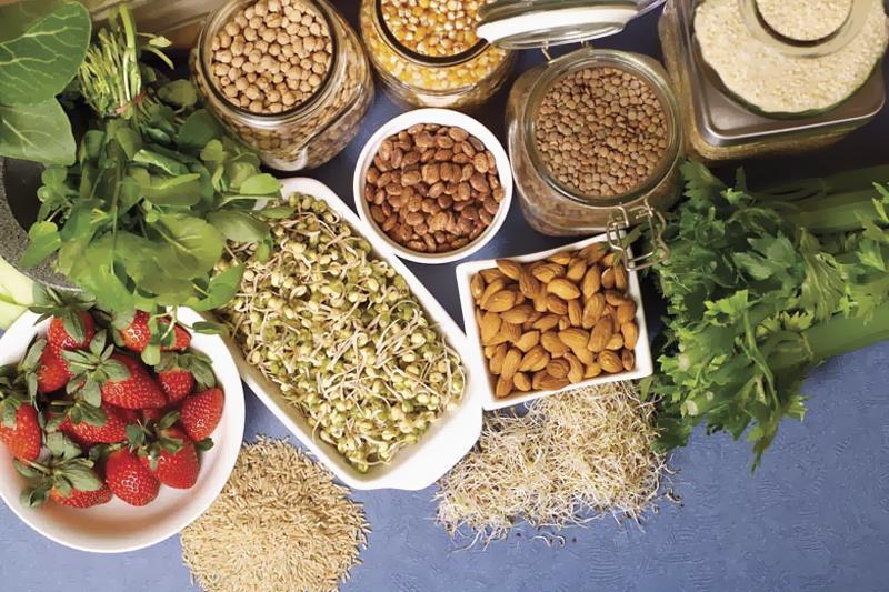 lista de alimentos sem gluten