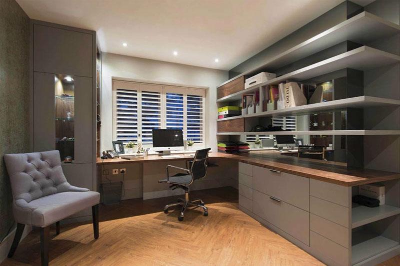 escritorio ergonomico
