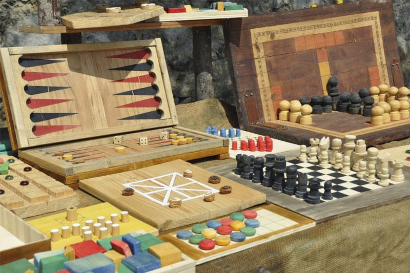 tema de jogos antigos para festa de dia das criancas