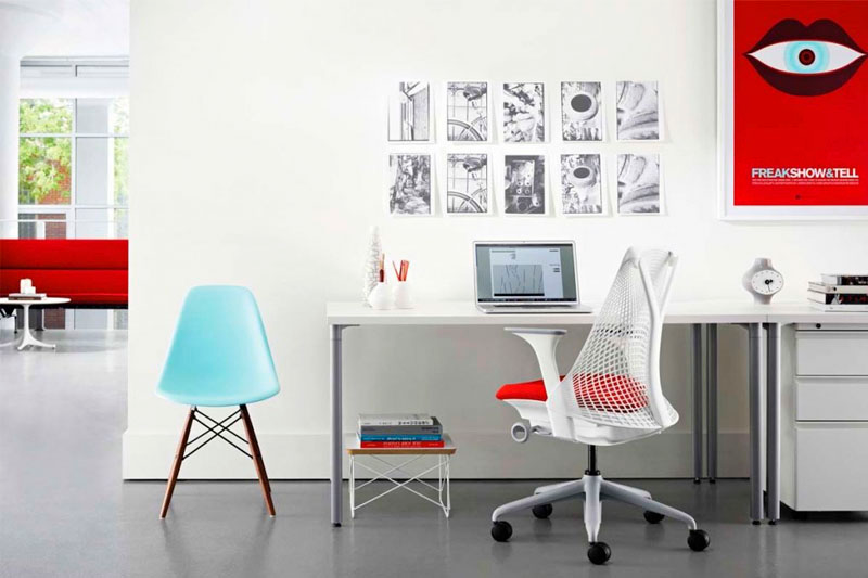 decoracao de home office e ergonomia