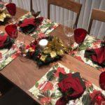 Centro de Mesa de Natal – Simples e Fácil