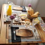 Espaço Leitora – Mesa Café da Manhã da Fernanda