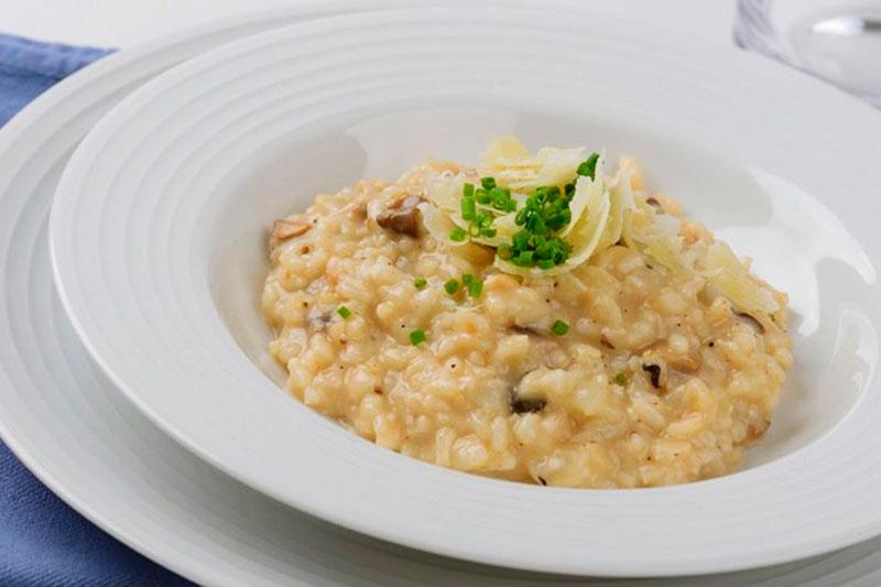 receita de natal facil arroz a piamontese