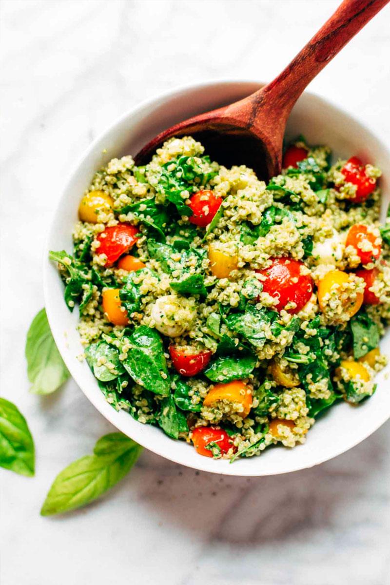 Receita de Salada de Verão