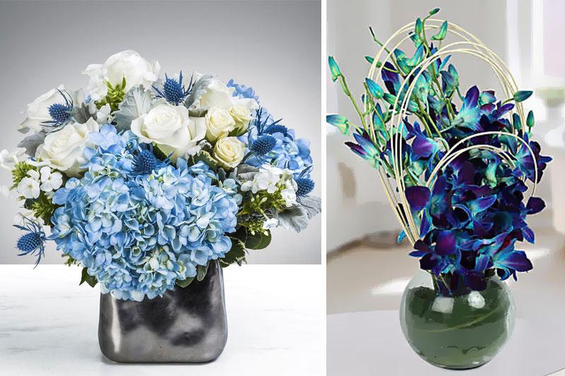 arranjos de flores diferentes