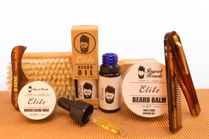 presente criativo para homens kit para barba
