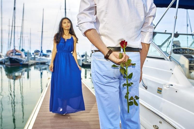 Passeio para casados