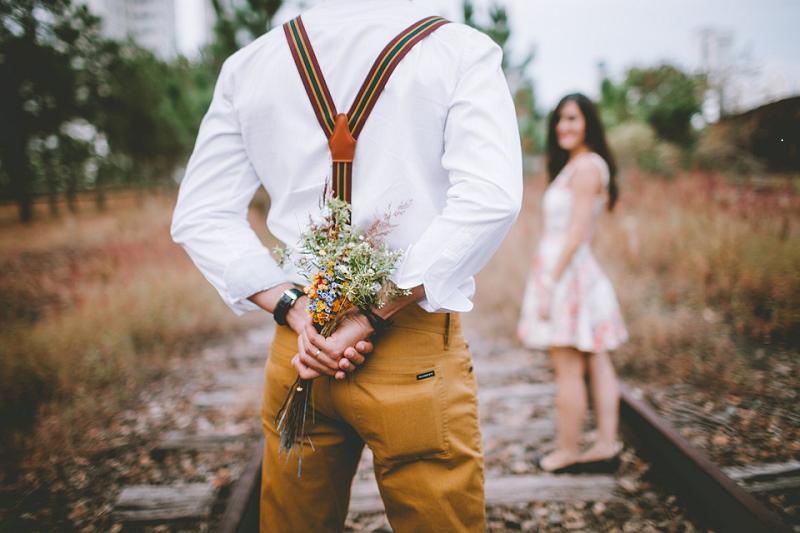 Surpresa para esposa