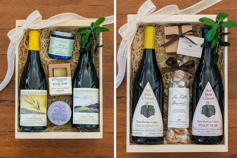 caixas de vinho de presente para namorado